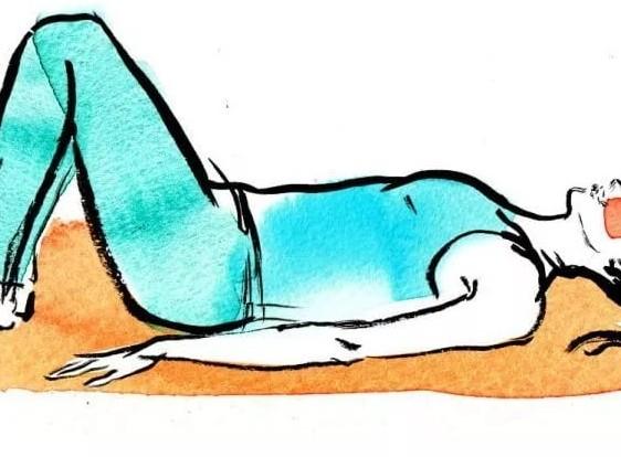 Головокружение при повороте головы лежа в постели: причины, лечение