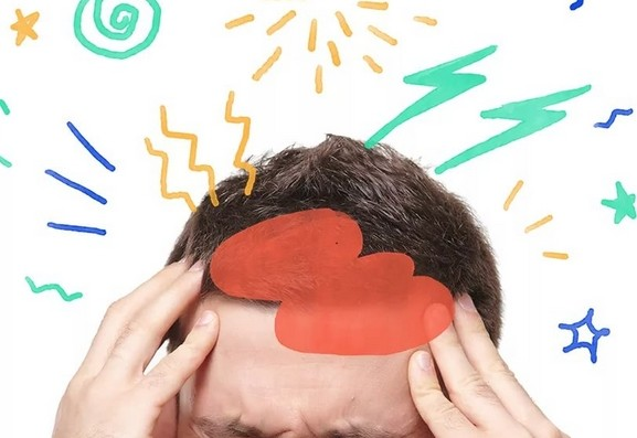 Болит голова в районе бровей