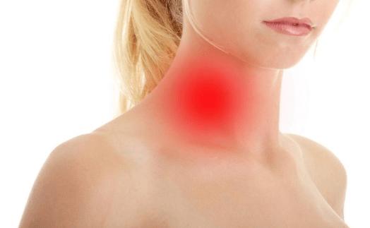 Болит шея и больно глотать